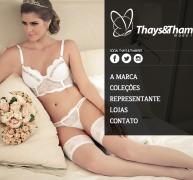 Novo Site Thays & Thamires